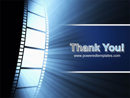 Film Tape PowerPoint Template Slide 20