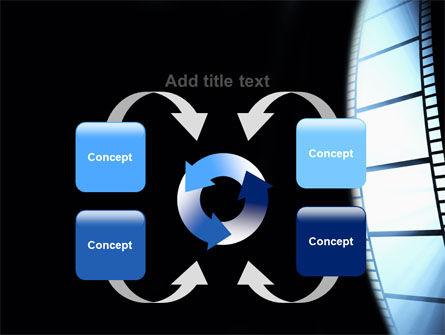 Film Tape PowerPoint Template Slide 6