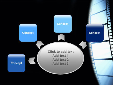 Film Tape PowerPoint Template Slide 7