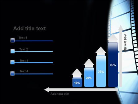 Film Tape PowerPoint Template Slide 8