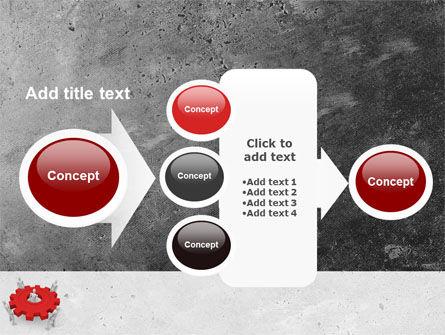 Working Gear PowerPoint Template Slide 17