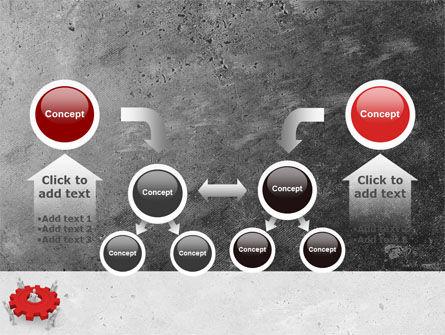 Working Gear PowerPoint Template Slide 19