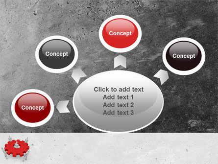 Working Gear PowerPoint Template Slide 7