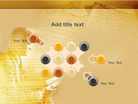 Scott Fitzgerald PowerPoint Template Slide 10