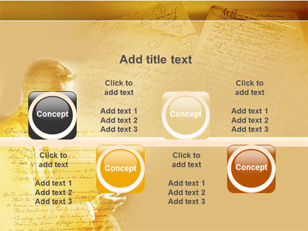 Scott Fitzgerald PowerPoint Template Slide 18
