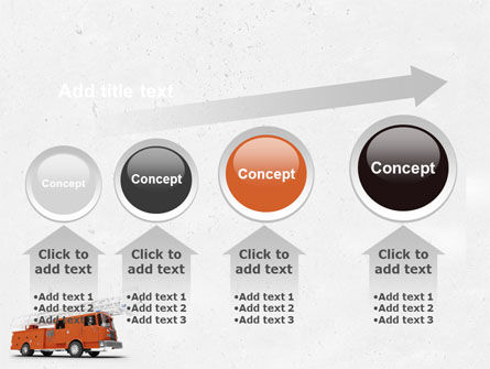Fire Engine PowerPoint Template Slide 13
