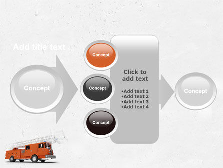 Fire Engine PowerPoint Template Slide 17