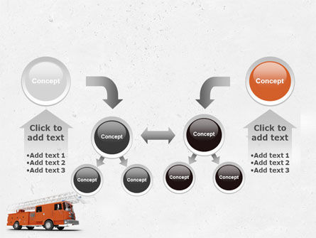 Fire Engine PowerPoint Template Slide 19