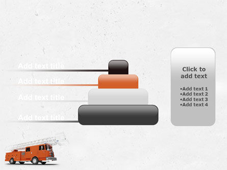 Fire Engine PowerPoint Template Slide 8
