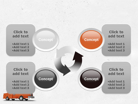 Fire Engine PowerPoint Template Slide 9