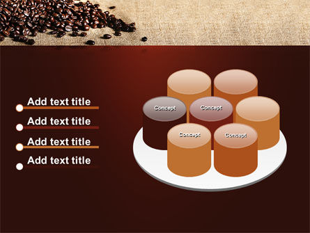 Coffee Break With Cappuccino PowerPoint Template Slide 12