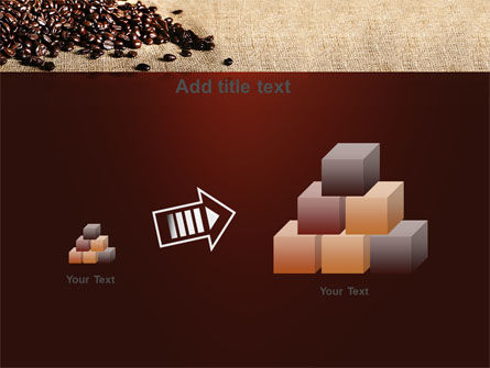 Coffee Break With Cappuccino PowerPoint Template Slide 13