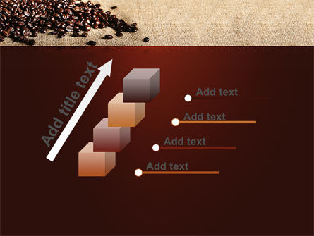 Coffee Break With Cappuccino PowerPoint Template Slide 14