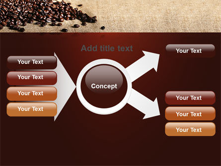 Coffee Break With Cappuccino PowerPoint Template Slide 15