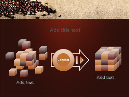 Coffee Break With Cappuccino PowerPoint Template Slide 17
