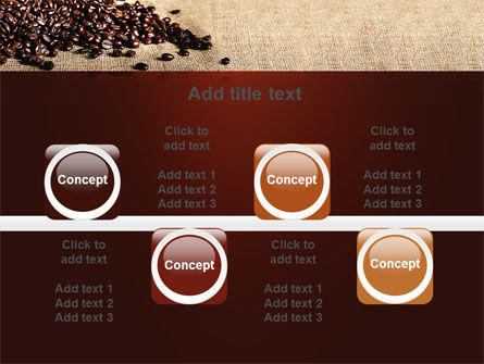 Coffee Break With Cappuccino PowerPoint Template Slide 18