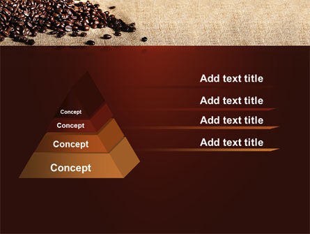Coffee Break With Cappuccino PowerPoint Template, Slide 4, 04820, Food & Beverage — PoweredTemplate.com