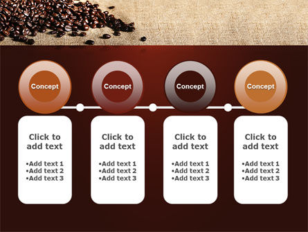 Coffee Break With Cappuccino PowerPoint Template Slide 5