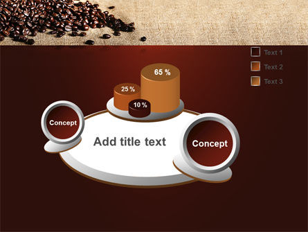 Coffee Break With Cappuccino PowerPoint Template Slide 6