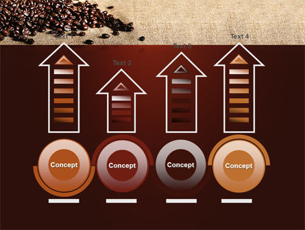 Coffee Break With Cappuccino PowerPoint Template Slide 7
