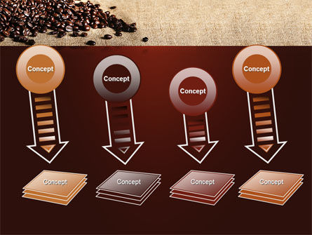 Coffee Break With Cappuccino PowerPoint Template Slide 8