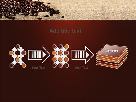 Coffee Break With Cappuccino PowerPoint Template Slide 9