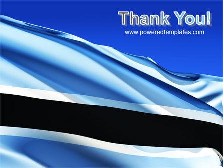 Botswana PowerPoint Template Slide 20