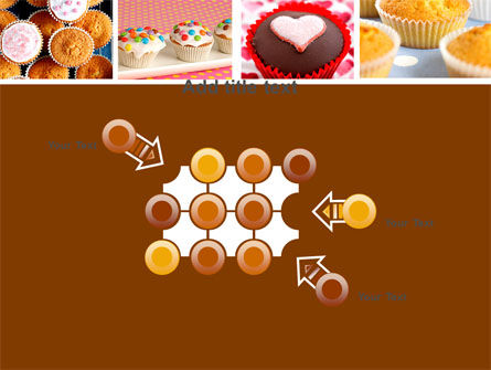 Cupcakes PowerPoint Template Slide 10