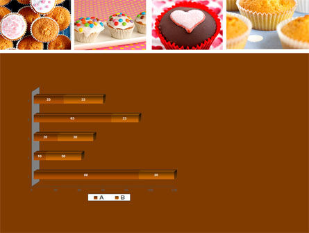 Cupcakes PowerPoint Template Slide 11