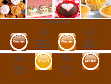 Cupcakes PowerPoint Template Slide 18
