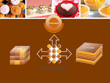 Cupcakes PowerPoint Template Slide 19