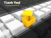 Open Box PowerPoint Template#20
