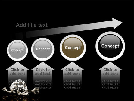 Skull And Bone PowerPoint Template Slide 13