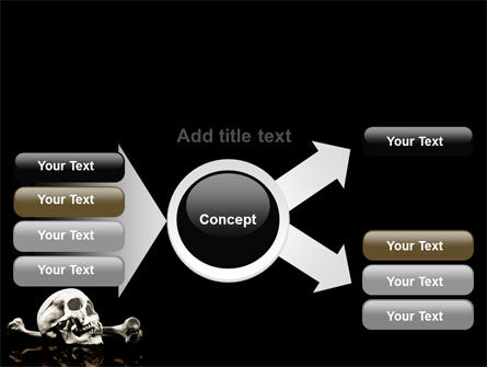 Skull And Bone PowerPoint Template Slide 14