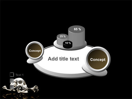 Skull And Bone PowerPoint Template Slide 16