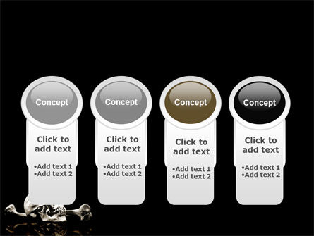 Skull And Bone PowerPoint Template Slide 5