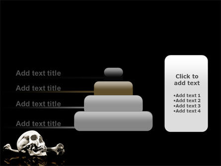 Skull And Bone PowerPoint Template Slide 8