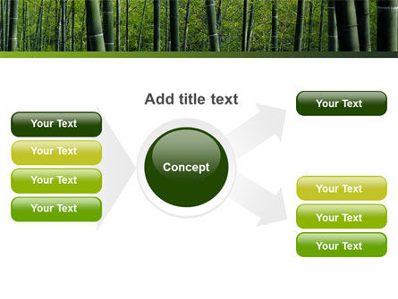 Bamboo PowerPoint Template Slide 14