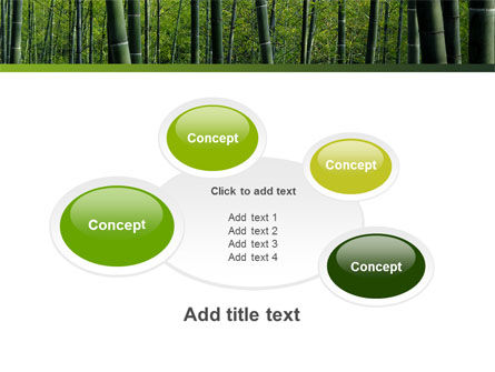 Bamboo PowerPoint Template Slide 16