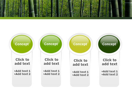 Bamboo PowerPoint Template Slide 5