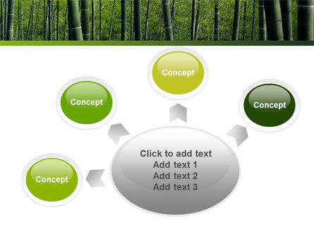 Bamboo PowerPoint Template Slide 7