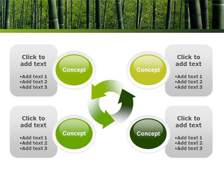 Bamboo PowerPoint Template Slide 9