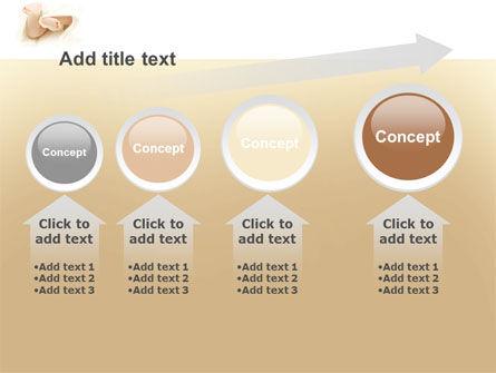 Little Feet PowerPoint Template Slide 13