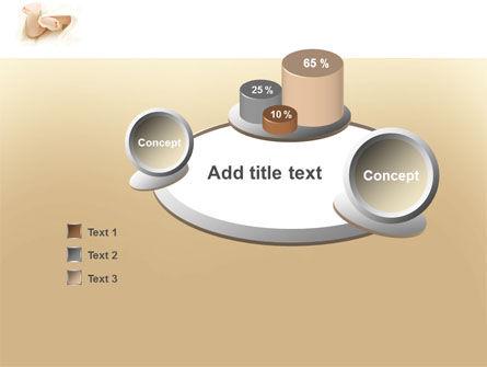 Little Feet PowerPoint Template Slide 16