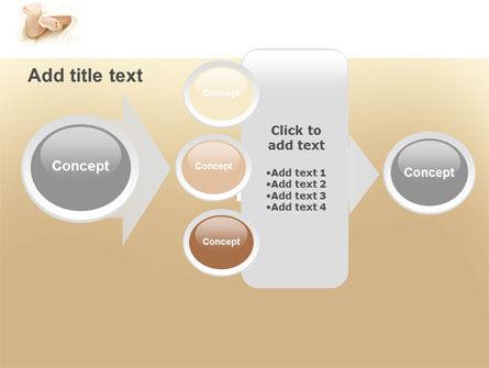 Little Feet PowerPoint Template Slide 17