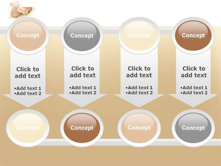 Little Feet PowerPoint Template Slide 18