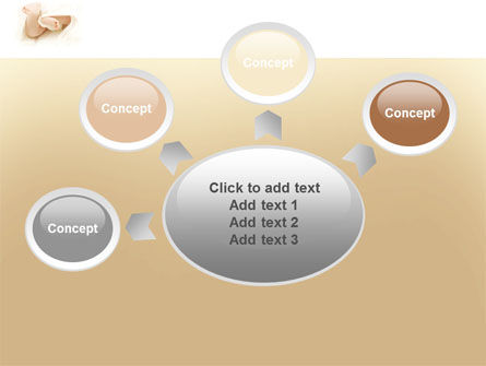 Little Feet PowerPoint Template Slide 7