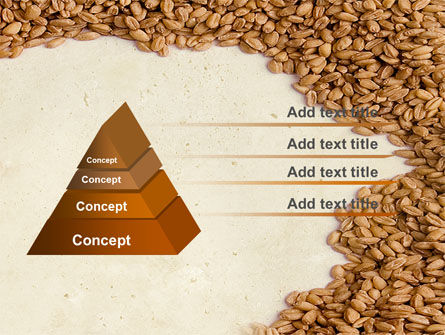 African Famine PowerPoint Template, Slide 4, 04841, Medical — PoweredTemplate.com