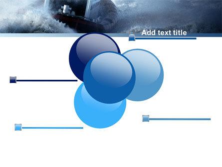 Sea Storm PowerPoint Template Slide 10