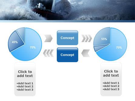 Sea Storm PowerPoint Template Slide 11